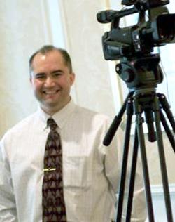 Videographer photograph